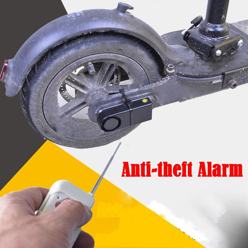 burglar alarm for Xiaomi Mijia M365 Electric Scooter anti-theft alarm for  Xiaomi mini plus scooter