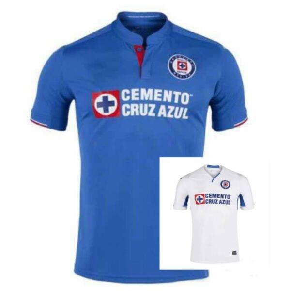 55418c64f67 Thailand Quality 2019 2020 Mexico Club Cruz Azul Liga MX Soccer ...