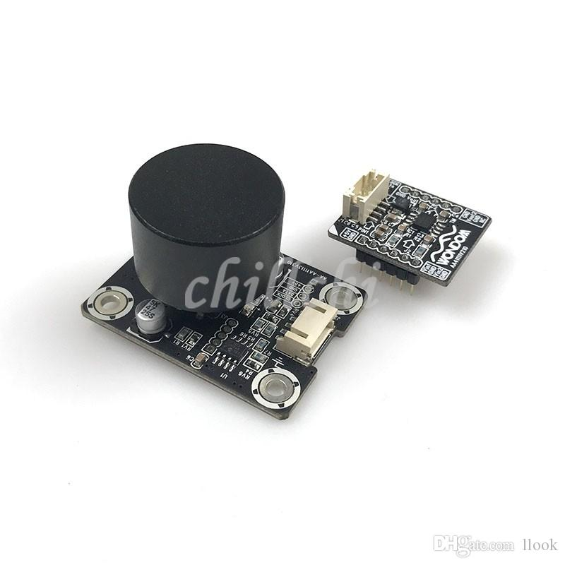 Freeshipping Digital volume control board adjustment board potentiometer  circuit single and double channel fever hifi power amplifier 5V