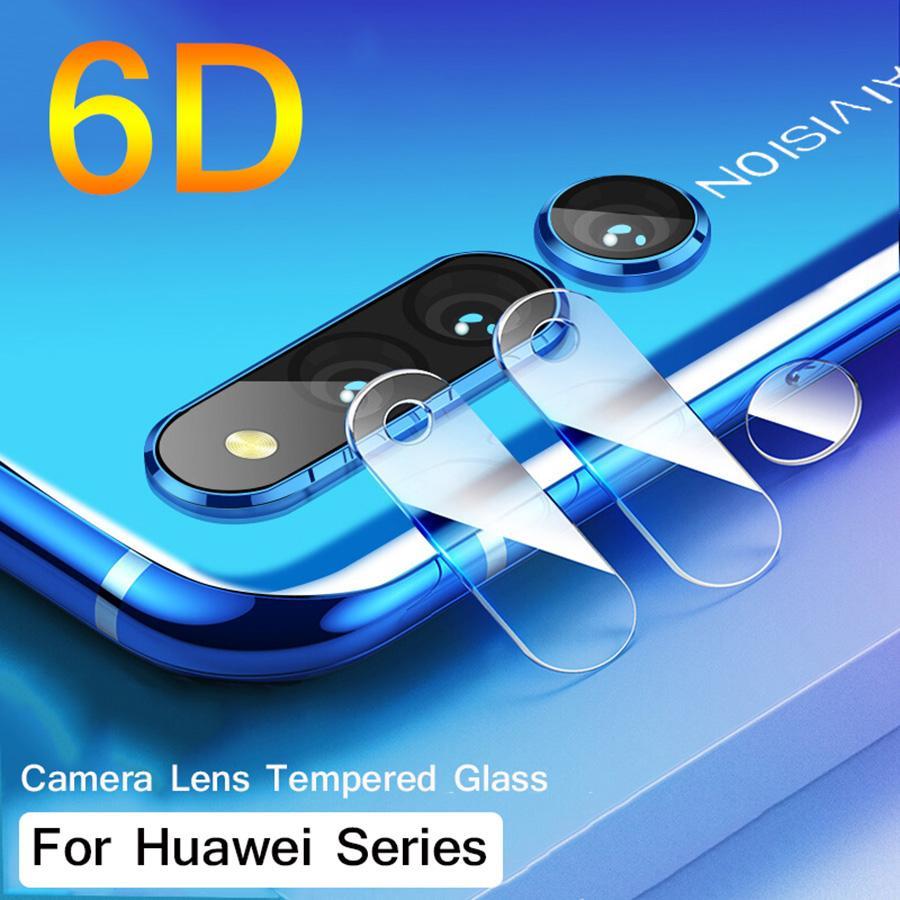 0d8e379b16a Protector De Pantaya Lente De La Cámara 6D Vidrio Templado Para Huawei P  Smart 2019 Nova 4 3 3i Mate 20 Pro Lite Honor View 20 Play 8X Película  Protectora ...