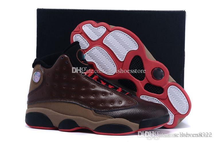 e7bd7280be13 2019 Clearance Mens Basketball Shoes J13 XIII 13s Breathable Comfortable  Leather Sport Shoes With Box From Steven8322