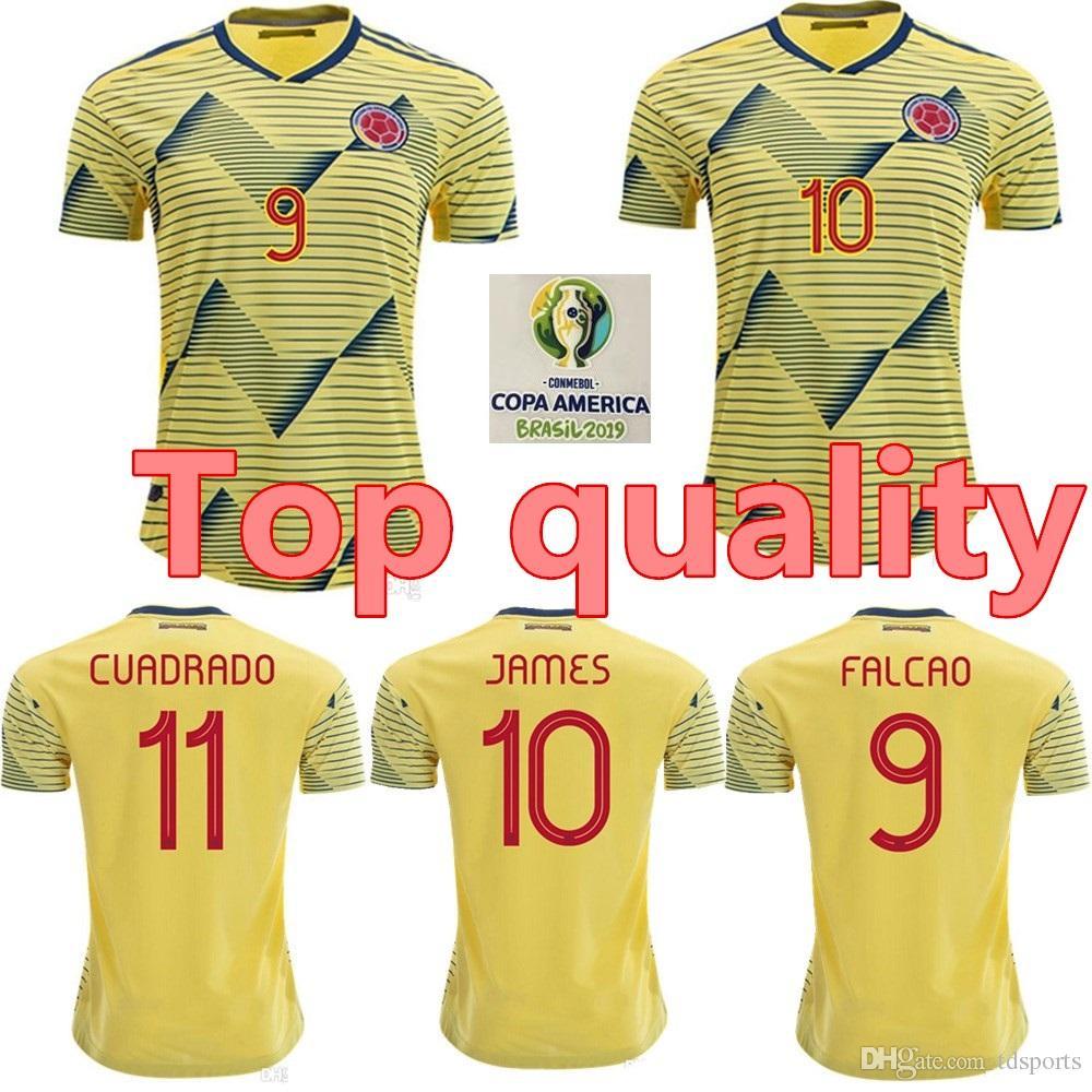 0beef483238 New Colombia Soccer Jersey 2019 - Nils Stucki Kieferorthopäde