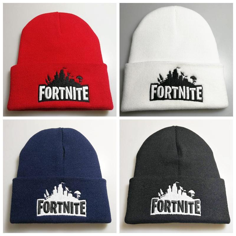 cdad0aa5182 Fortnite Hats 6 Style Fortnite Beanies Fortnite Battle Knitted Hat ...