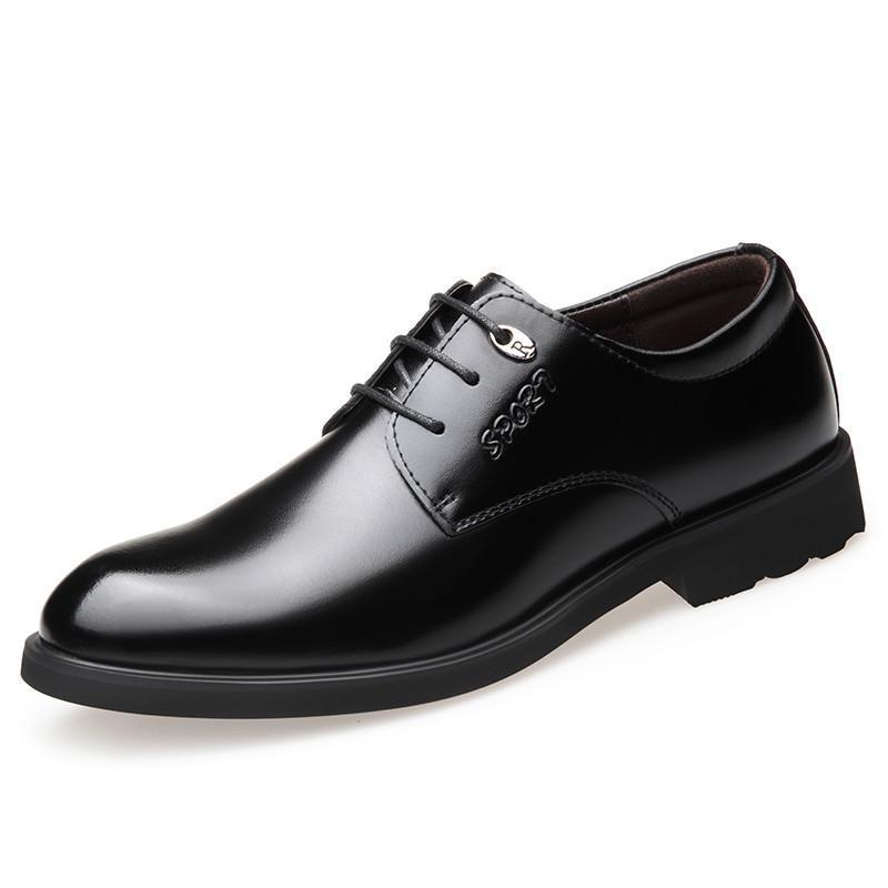 Hommes Chaussures Habillées Printemps En Cuir De Luxe Haute Qualité Mode Confortable Chaussures Habillées # MS8116128