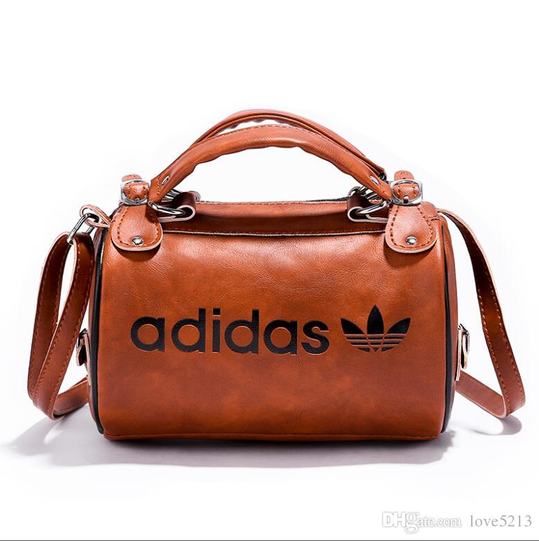 Men Women S Messenger Shoulder Bag ADidas Casual Pu Retro Mobile Travel Bag  European Crossbody Wallets Shoulder Bag Fashion Cross Body Handbags Girls  Small ...