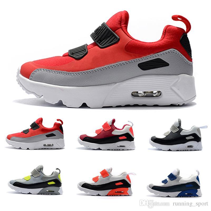 Classic Kids 90 Retro Sport Trainers Shoes Cheap Boys Girls 90s Running  Shoes High Quality Chaussures Enfant 90 Sneakers Child Size Eu28-35