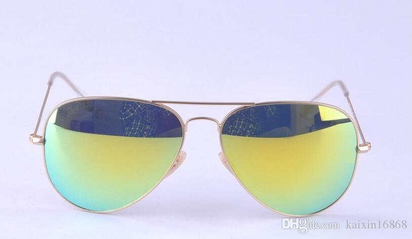 39ad9f91f Compre Ray Marca De Luxo Polarizada Óculos De Sol Das Mulheres Dos Homens  Piloto Óculos De Sol UV400 Eyewear Aviador Óculos Motorista Proibido Lente  ...