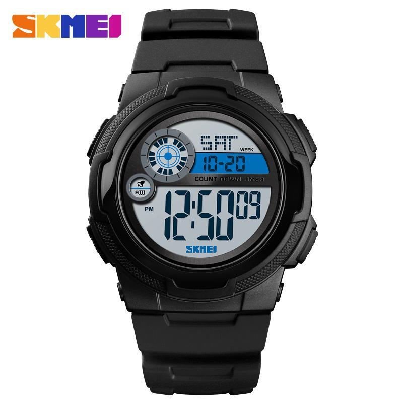 Skmei Top Luxus Digitaluhr Männer Mode Sportuhren Wasserdichte Elektronische Männer Armbanduhren Relogio Masculino Uhren Digitale Uhren