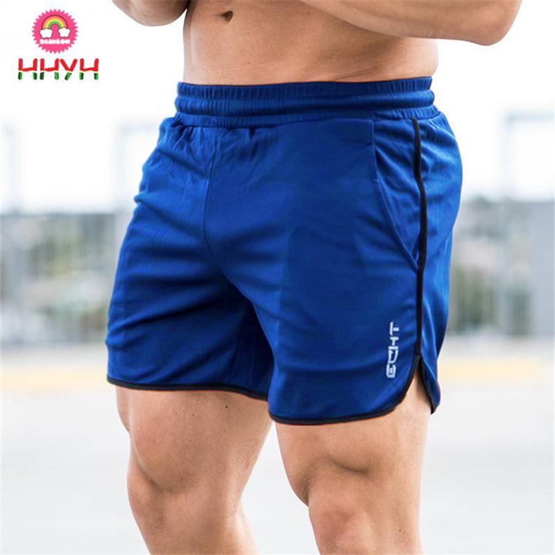 51cd4cba17 Compre Pantalones Cortos Para Correr Moda Masculina Nuevo Verano Deportes  Jogging Pantalones Cortos Para Hombre Pantalones Cortos Para Hombre De  Secado ...