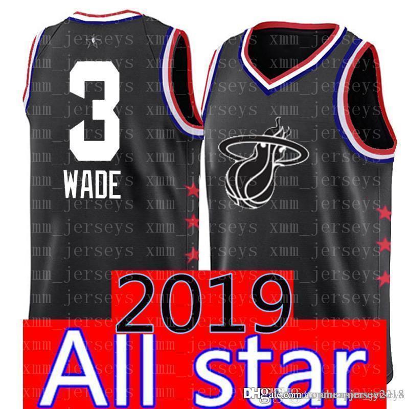 low priced ca65c c1d4d 2019 Miami 3 Dwyane # Wade Heat Jersey 23 LeBron # James 25 Derrick # Rose  2 Leonard Bulls 23 Basketball Jerseys White Black