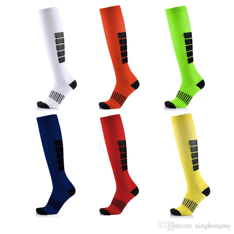 b4211410173 2019 New Compression Socks For Men Women Medical Varicose Veins Leg Relief  Pain Knee High Stockings Anti Fatigue Sports Socks From Ninghongmy