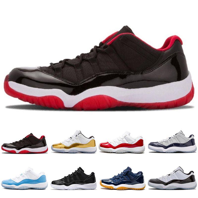 Großhandel NIKE Air Jordan 11 Retro Designer Shoes Mit Box