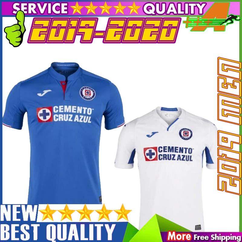 b8392ce4c36 2019 19 20 Cruz Azul Soccer Jersey Home 2019 2020 Hernandez Liga Mx LIvan  Marcone Walter Montoya Hernandez Away 3rd Mendez Football Shirt From ...