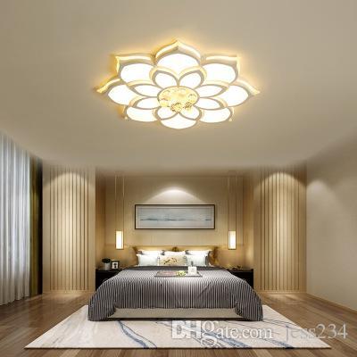 Los Dormitorio La Cristal De Accesorios Final Llegada Para Dia520 Nueva Llevadas Luces Lámpara Modernas Techo Del Nnw80m