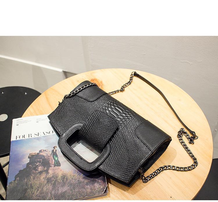 2017 yeni Hakiki deri küçük zincir çanta siyah altın gümüş parti düğün günü debriyaj çanta kolu ile lady lüks omuz çantası