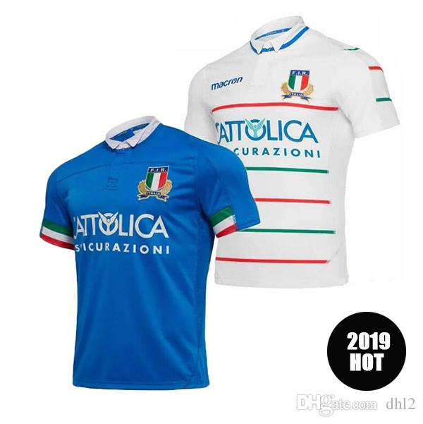 42bc96f334d Taly 2018 19 HOME Rugby Shirt Italy 2018 19 Training Rugby Shirt ...