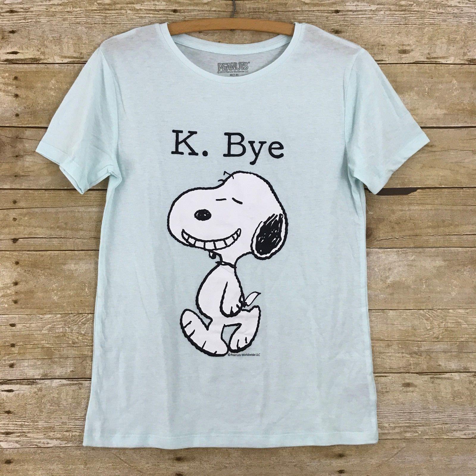 47a173f9d Snoopy T Shirts Womens | Kuenzi Turf & Nursery