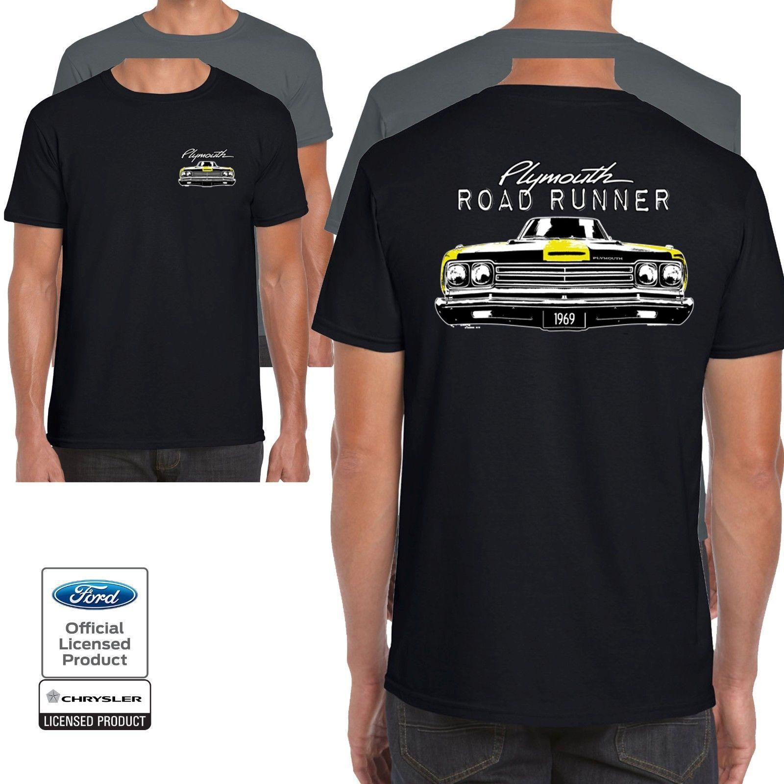 56cb9fbf Plymouth T Shirt American Made RoadRunner Mopar Vintage Classic Muscle  CarFunny Unisex Casual Tshirt Top Shirt Site Printing Of T Shirt From  Tshirtdoctor, ...