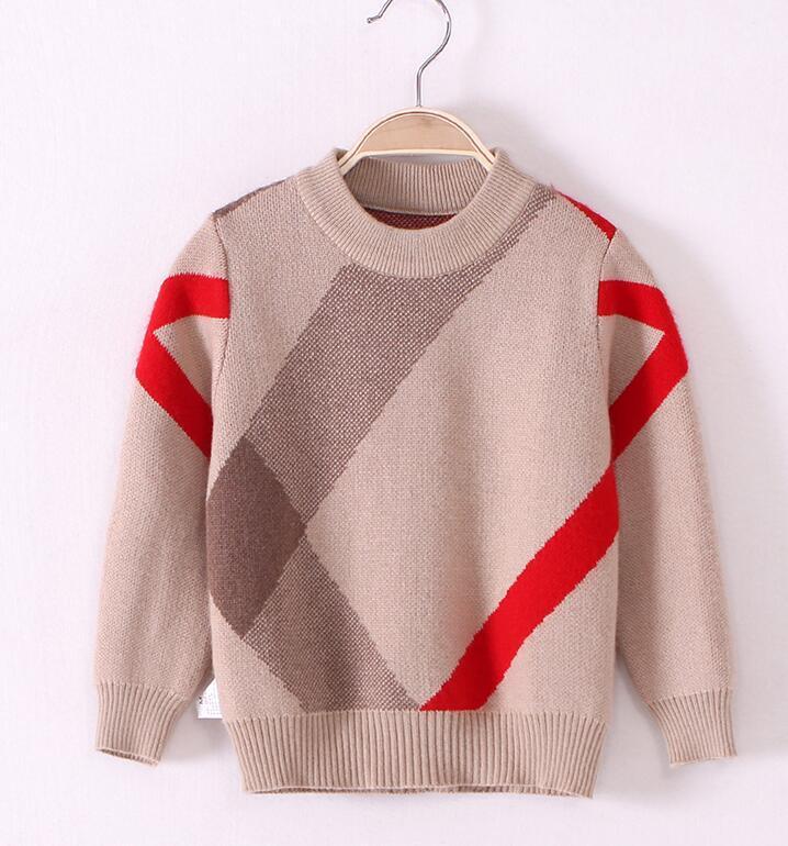 0fd1a78dc55 New Kid Jumper Wear Fashion Casual Child Boys Boys Sweater Boy ...