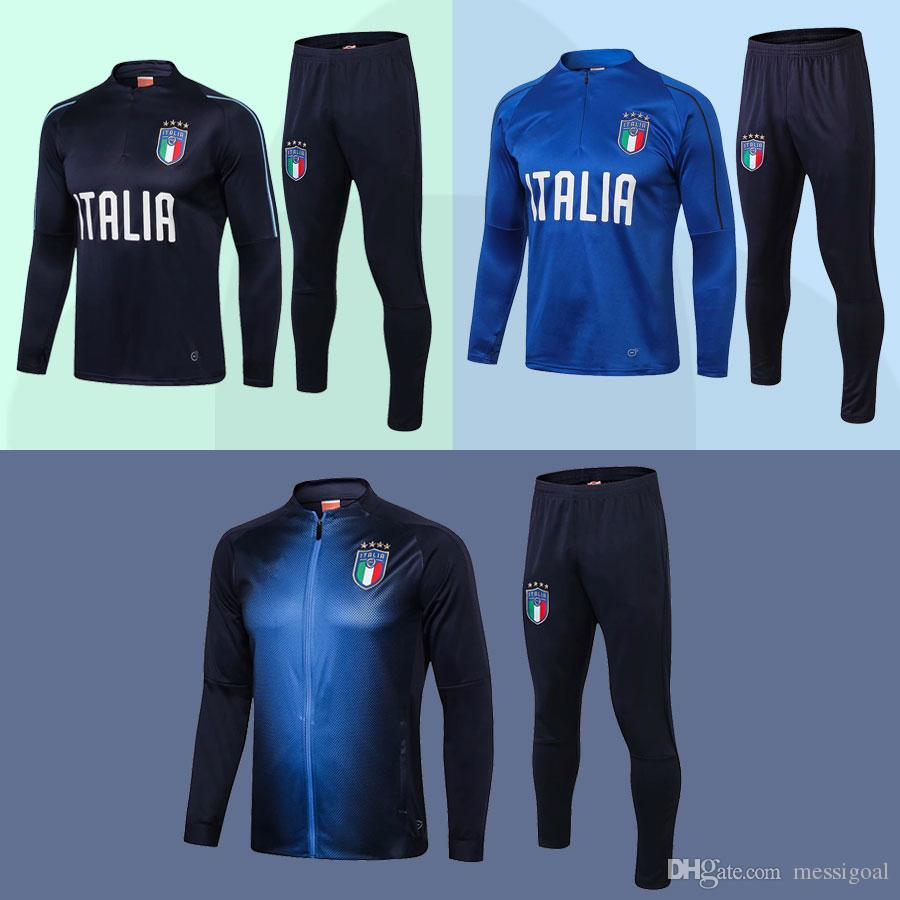 New 2018 Mens Italy Tracksuit Adult Track Suit Jacket 2019 Italy ... 4887ae938