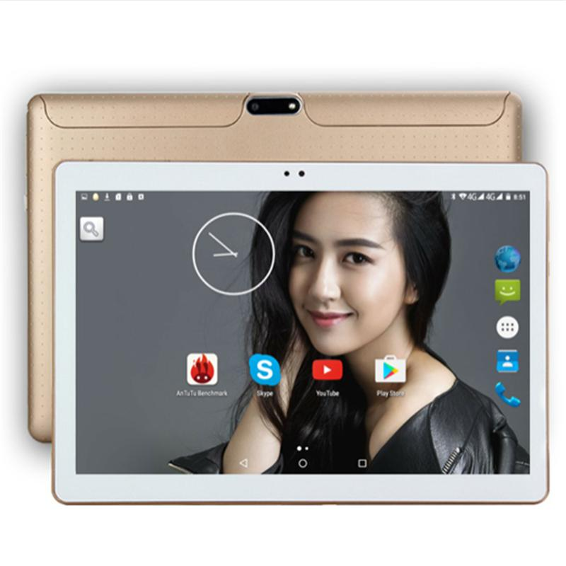 10.1 inch MTK6592 4+64GB Tablet PC Android7.0 3G 1920*1200 FHD IPS Screen WiFi(Oversea Stock)