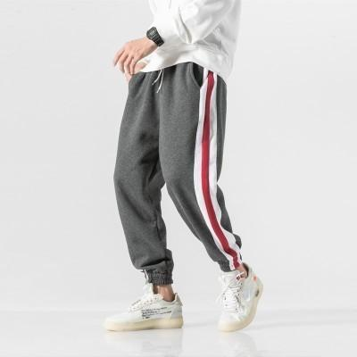 9804f678a13 2019 INFLATION New Collection Elastic Waist Track Pants Side Stripe Trousers  Mens Womens Fashion Joggers Street Wear Sweatpants 8833W D18101103 From  Shen06, ...