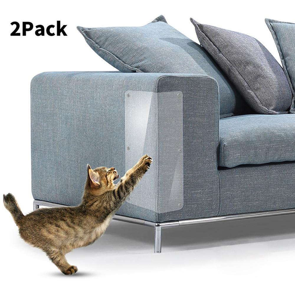 Pet Cat Scratch Guard Mat Cat Scratching Post Furniture Sofa