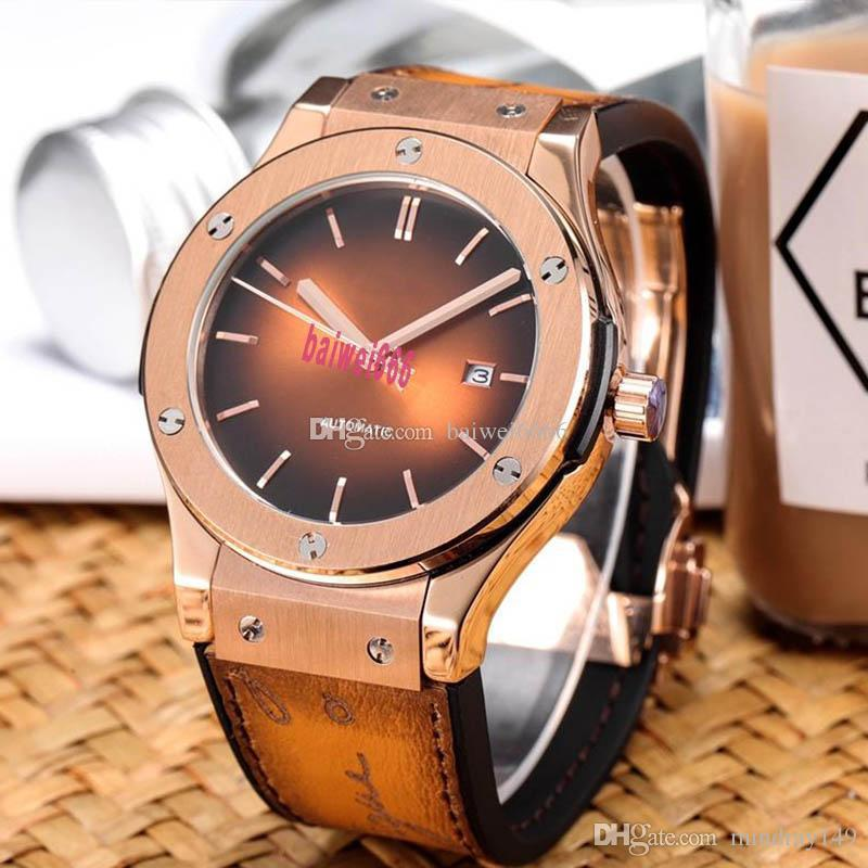 465008fe8145 Luxury Brand Limited Edition Men s Watch Fully Automatic Mechanical ...