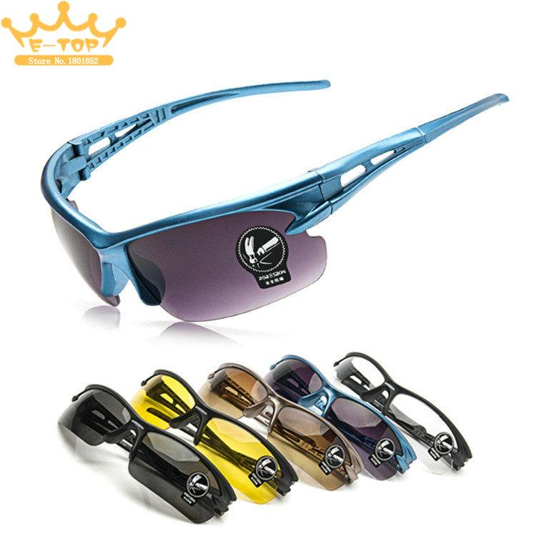 Protective Goggles Outdoors Riding Running Fishing Driving Sports Surfing Bicycle Cycling Sunglasses