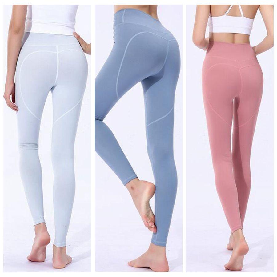 f2bf2d04f7a3c Women Skinny Leggings Heart Shaped Sports Gym Yoga Pants High Waist Workout  Tight Ninth Yoga Leggings Girls Trousers OOA6331 Boys Navy Cargo Pants  Black ...