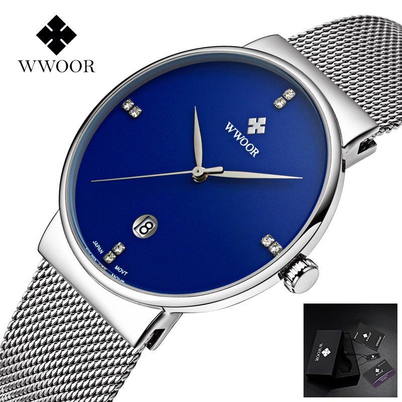 Bracelet En À Étanches Horloge Mâle Montre Montres Or Acier Marque Homme De Luxe Inoxydable Hommes Wwoor Calendrier Quartz 67bgYfy