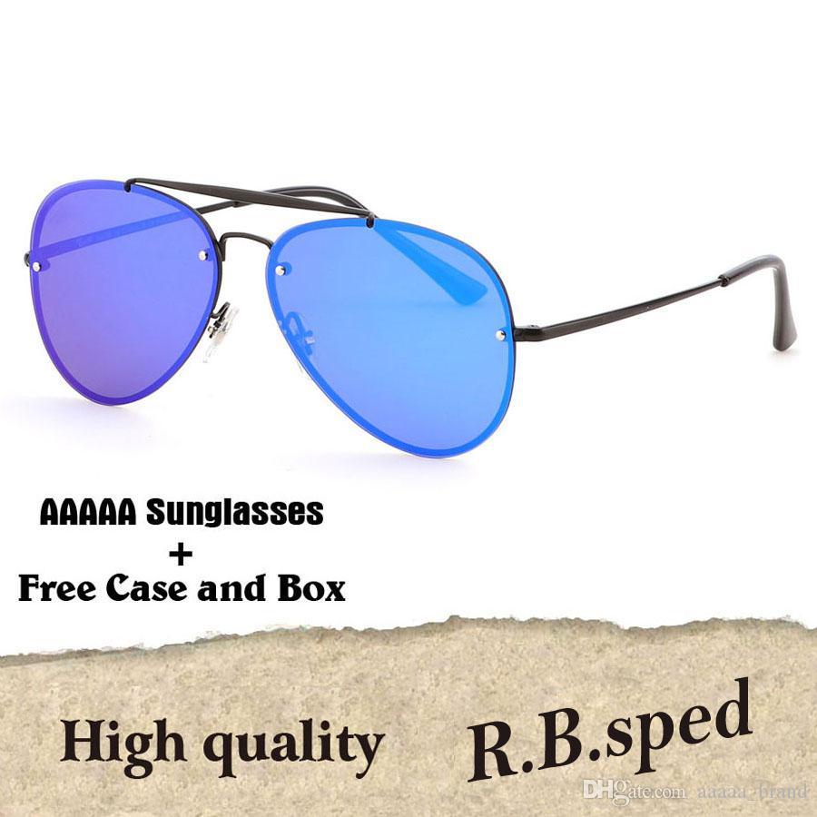 9ca47ce6c2 Compre Unisex Pilot Gafas De Sol Polarizadas Hombres Vintage Polaroid De Doble  Puente Gafas De Sol Para Mujeres Que Conducen Gafas Anti UV Con Estuches ...