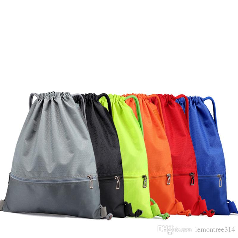 52768626020e Drawstring Backpacks Sports Gym Bags for Women Men Outdoor Hiking Travel  Day Pack Sack Waterpoof Ultralight Bags Sackpack