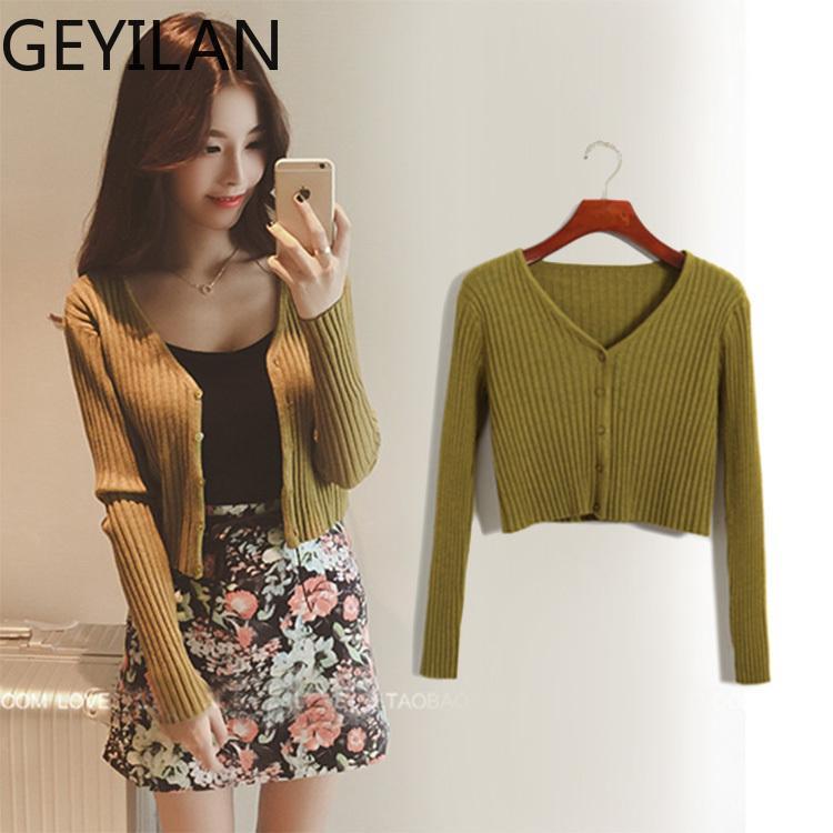 Cheap Sweater Korean Women Cartoon Best Rainbow Long Sleeve Top Women 0b2f982ca