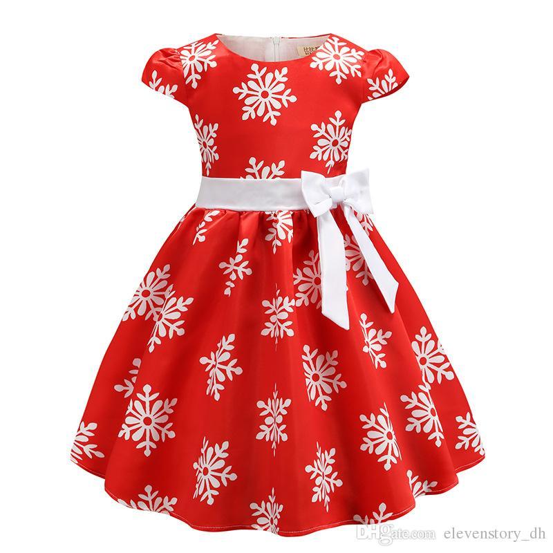 a8717fe51602d Acheter 3 À 12 Ans Été Filles Robes Florales Tutu