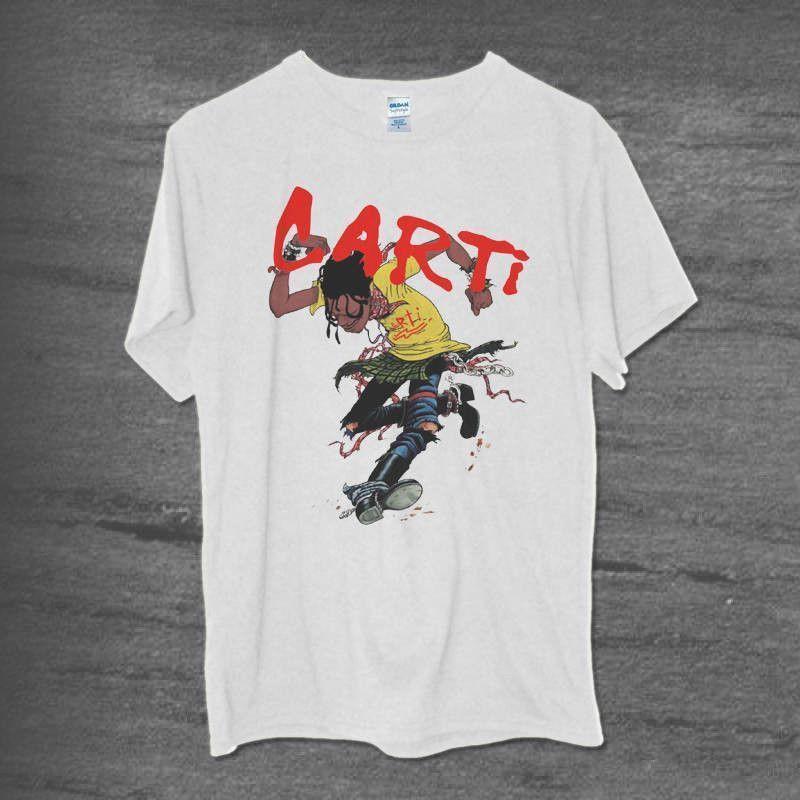 a4b962f54 Playboi Carti Hip Hop Rap Tee Circle Jerk T ShirtFunny Unisex Casual Tshirt  Top Funny Printed T Shirts Cool Tee From Pepitaprint, $12.96| DHgate.Com
