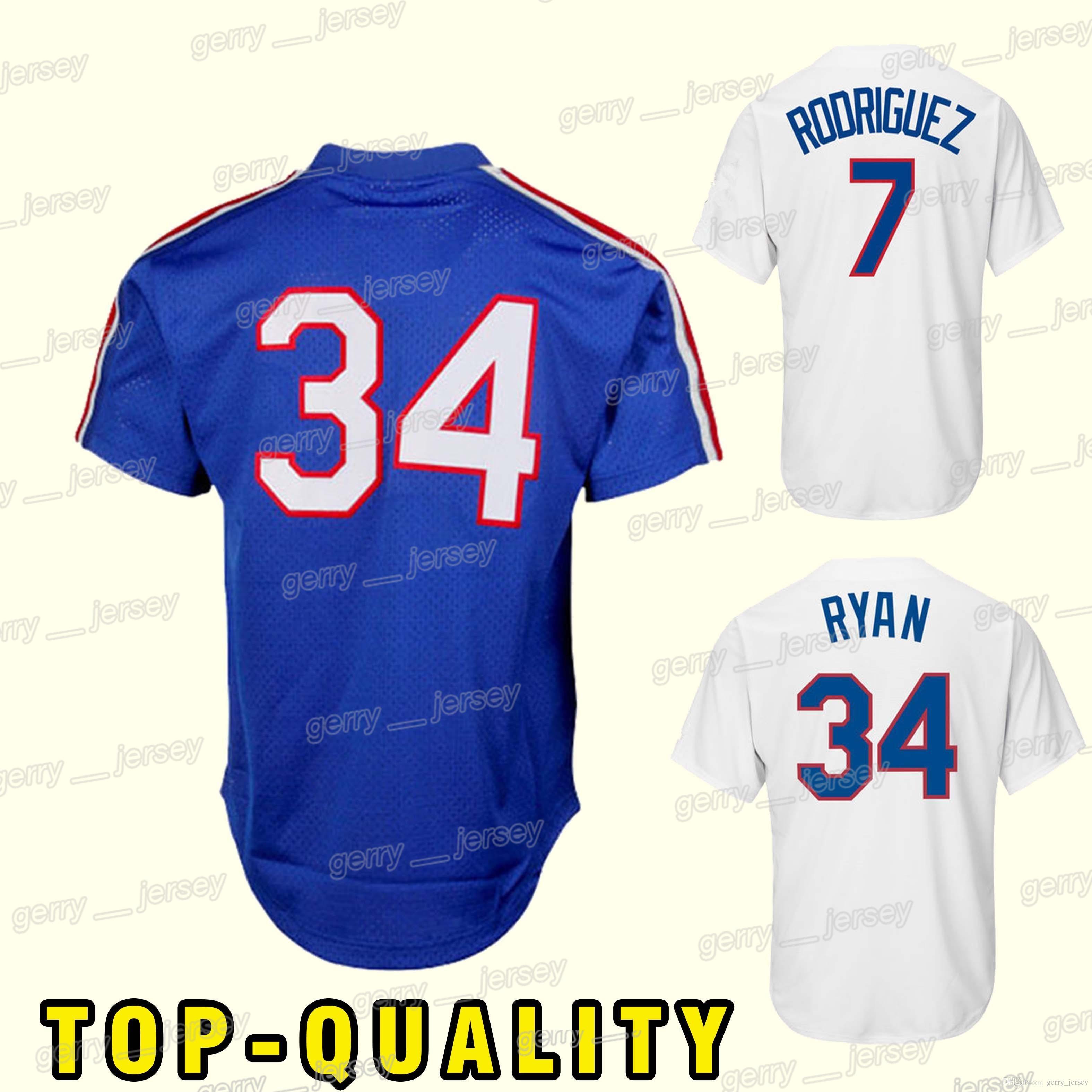 hot sale online 3173d ebfd5 discount texas rangers pudge rodriguez jersey 2cc0d 96b17