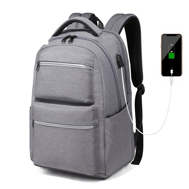 ed3d90155e1c Multifunction Laptop Backpack Usb Charging Anti Theft Backpack Men Travel  Backpack Waterproof School Bag Male Mochila