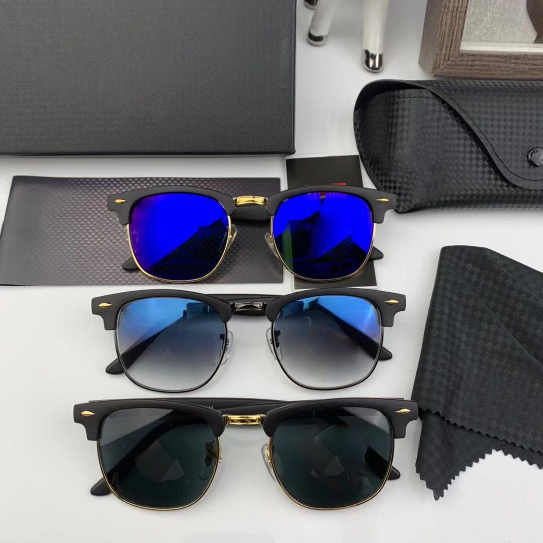 3111959383 RayBan Ferrari RB3016 2018 Gafas De Sol De Lujo Para Unisex Fashion Brand  Diseño Oval Protección UV Recubrimiento De La Lente Espejo Color De La  Lente Marco ...