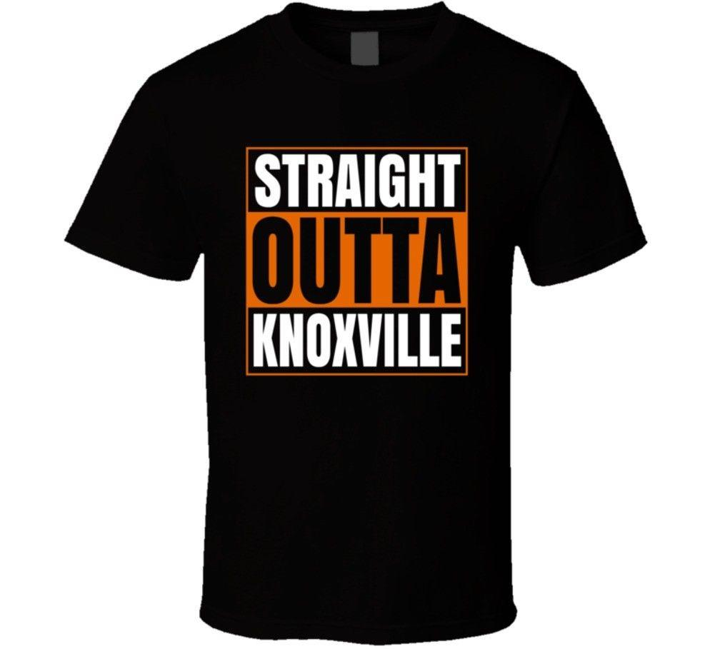 Straight Out Of Knoxville T Shirt Tennessee Volunteer Tee Vols
