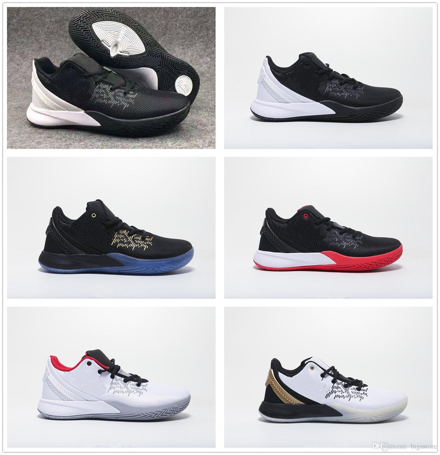 quality design 8aaad 36ec3 New Kyrie Flytrap 2 Shoes Irving 2 for Cheap Sale Sneakers Sports Kyrie  Mens Shoes size us7-us12