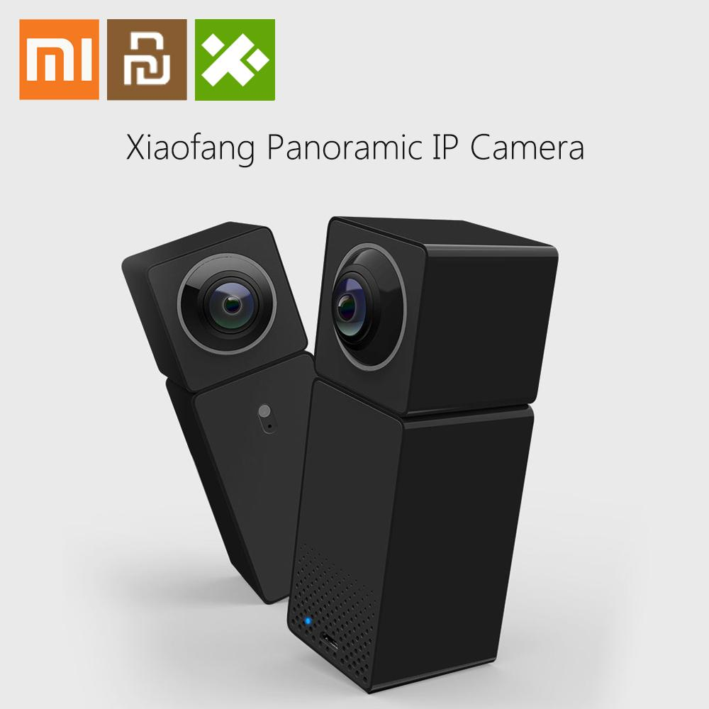 Original Xiaomi Xiaofang Dafang 1080P Smart Camera 360 Angle WIFI Panoramic  Dual Lens Camera Smart Home Security Monitor