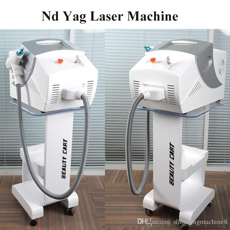 nd yag q-switch laser tattoo removal machine Birthmark removal home use beauty equipment with CE approved