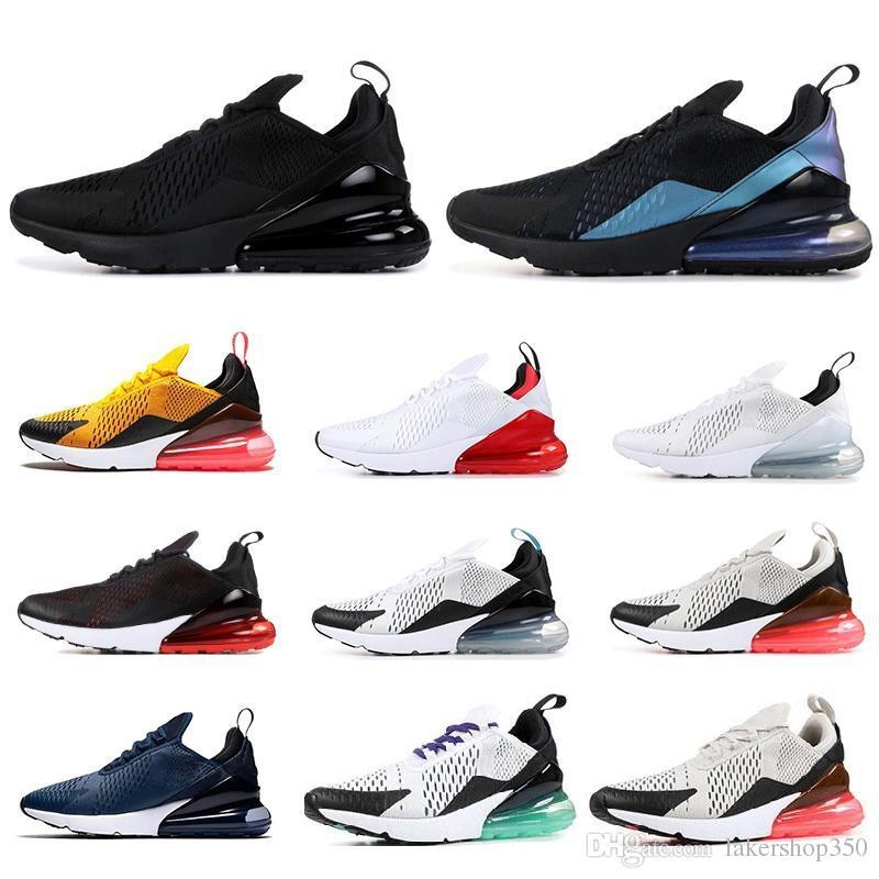 Nike Air Max 270 Flyknit Hombres Zapatillas en Mercado