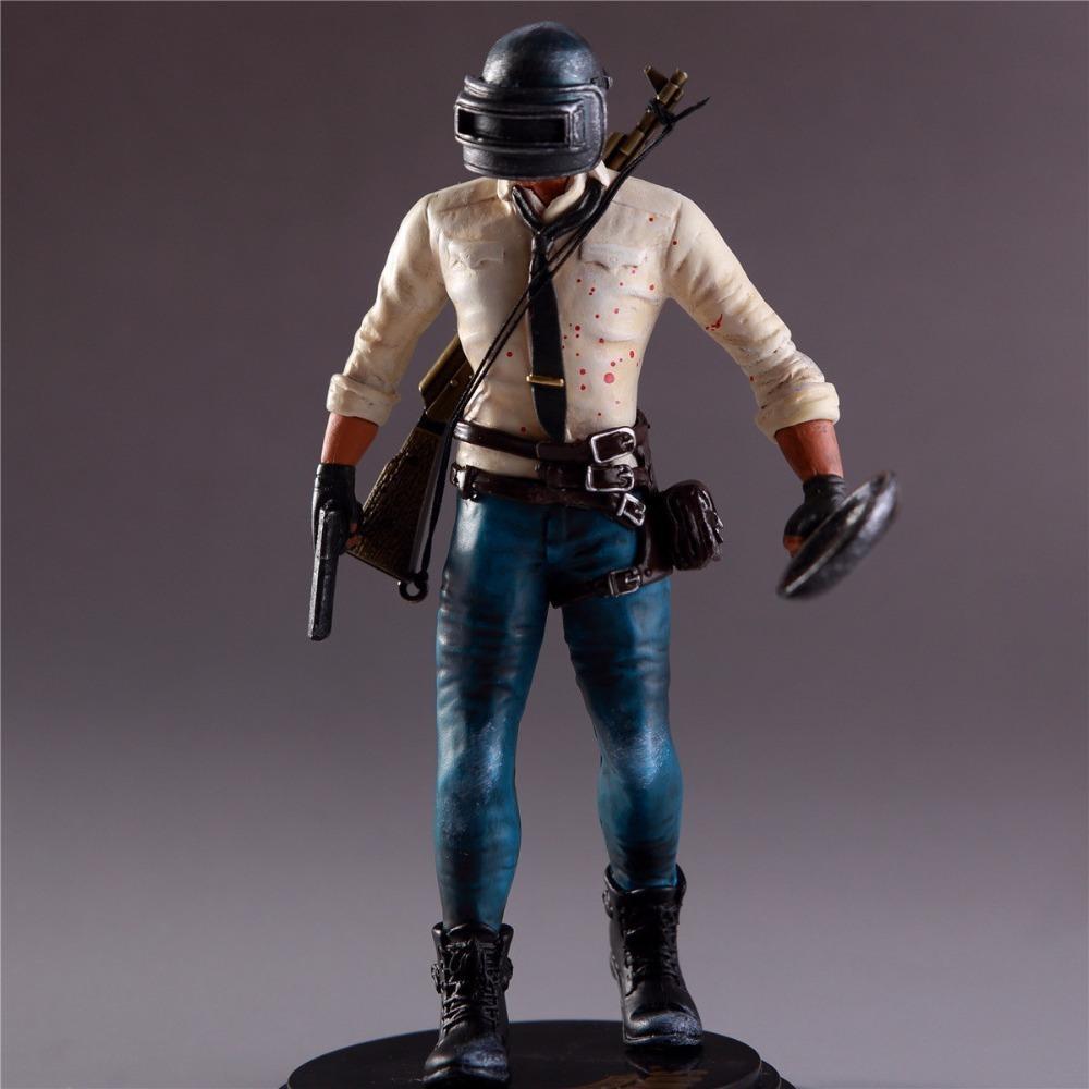 H1z1 Player Unknown S Battle Grounds Pubg Model Doll Pvc 17cm Game Figurine  Action Figure 180102 C19041501