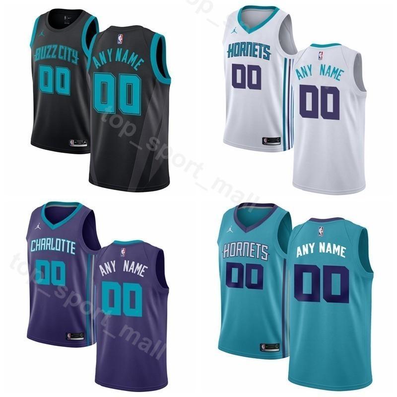 8fa6b8b93c2b Marvin Williams Jersey White Charlotte Hornets 2018-19 Men u0027s