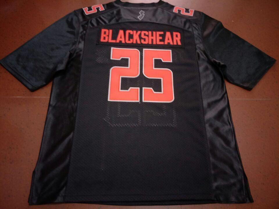 4c7b11cd3 2019 Men Rutgers Scarlet Knight Raheem Blackshear  25 Real Full Embroidery College  Jersey Size S 4XL Or Custom Any Name Or Number Jersey From C20182604