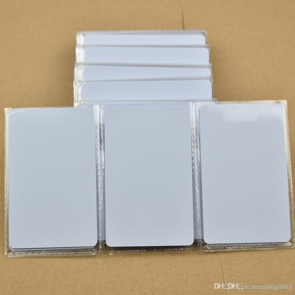 NFC Card RFID Smart Tag 1k NTAG215 Chip White Card for All NFC Mobile Phone  NFC Card