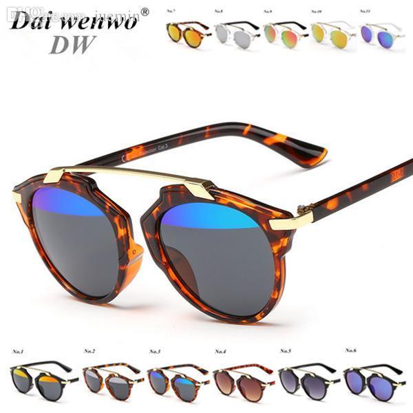 c602f2f1767 Vintage Metal Frame Sunglasses Women Brand New Designer Cat Eye Glasses  Fashion Women Decoration Men Classic Eyewear Black Sunglasses Cycling  Sunglasses ...