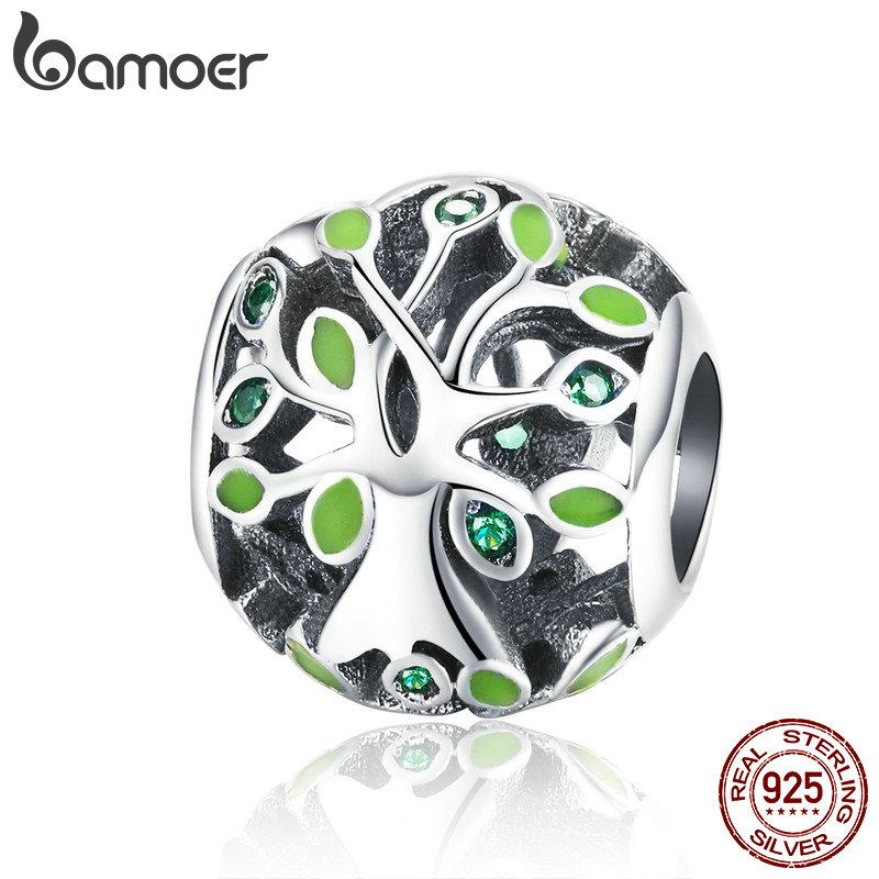 54b6ff619 2019 Pandora Style Authentic 925 Sterling Silver Family Tree Of Life Beads  Tree Leaves Charms Fit Charm Bracelets & Necklaces Jewelry From  Wendearjewlery, ...